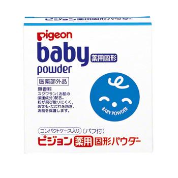 Pigeon | 貝親 粉餅型爽身粉