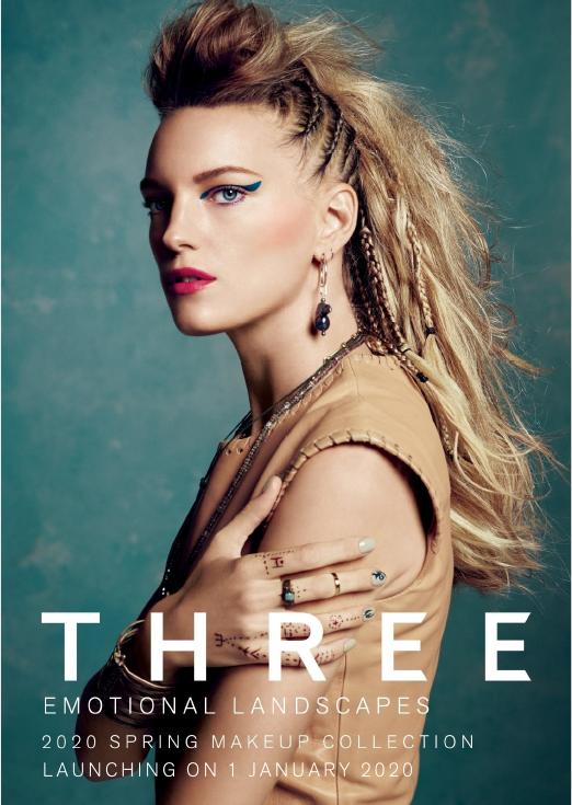THREE 彩妝