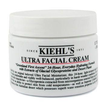 香港美妝排行榜 kiehl's ultra facial cream