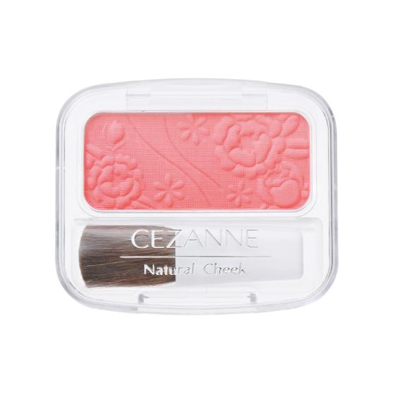 香港彩妝排行榜 Cezanne Natural Cheek